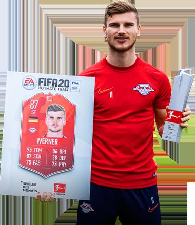Layer 4  1  - FIFA 20 – Spieler des Monats Dezember-Voting